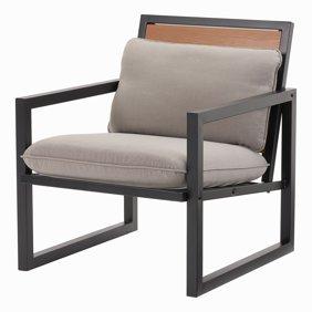 Super Mainstays Neste Ridge 5 Piece Patio Sectional Set With Gray Cushions Machost Co Dining Chair Design Ideas Machostcouk