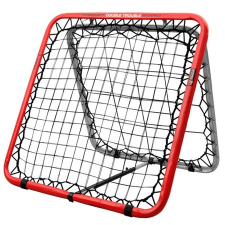 Nike Usa Soccer Training - Crazy Catch - Wild Child Double Trouble Sport Rebound Net great for Soccer Training, Baseball Training and All Major Sports