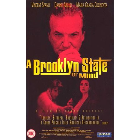 "A Brooklyn State of Mind - movie POSTER (UK Style A) (11"" x 17"") (1997)"