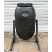 Best Kemp Compost Tumblers - Upcycle 55 Gallon Plastic Compost Tumbler Review