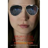 Terminator Sarah Connor Chronicles 11x17 Mini Poster Summer Glau