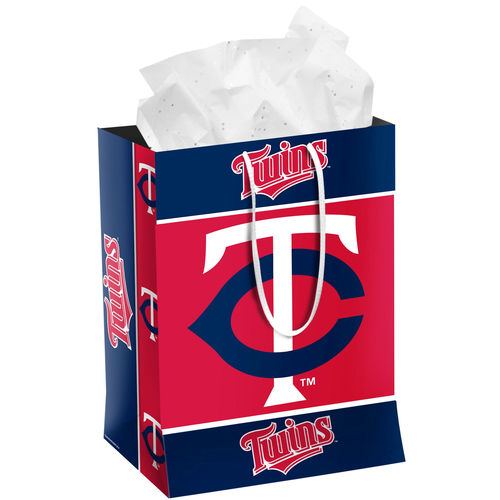 Minnesota Twins Gift Bag