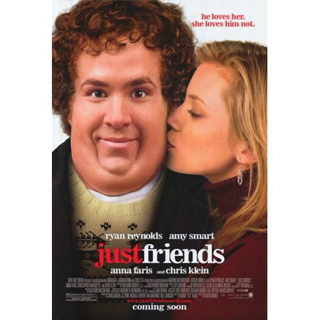 Just Friends Movie Poster 11 X 17
