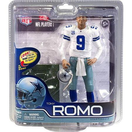 best website 687b3 ac743 McFarlane NFL Sports Picks Series 29 Tony Romo Action Figure [White Jersey]
