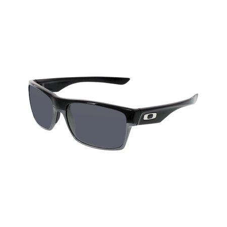 4ab7cf45994 Oakley - Oakley Men s Twoface OO9189-02 Black Square Sunglasses -  Walmart.com