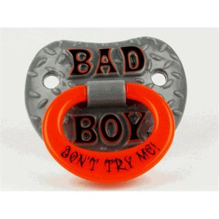 BILLY BOB PACIFIER - Bad Boy - INFANT BABY ACCESSORY