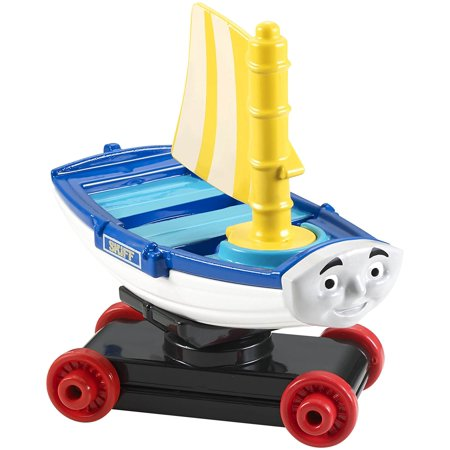 Fisher-Price Thomas The Train Take-N-Play Pirate Skiff Train, Sturdy collectible die-cast train engine By FisherPrice Ship from US