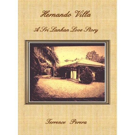 Hernando Villa: A Sri Lankan Love Story - eBook (Best Cities To Visit In Sri Lanka)