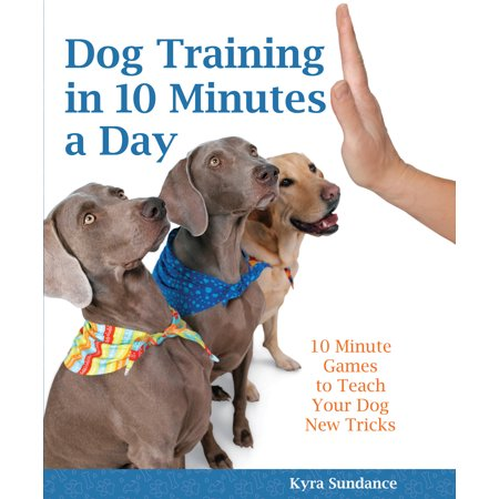 Dog Training in 10 Minutes a Day : 10-Minute Games to Teach Your Dog New Tricks