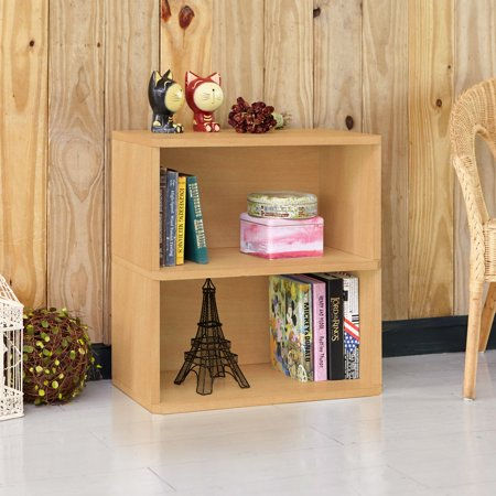 Way Basics Eco-Friendly Webster 2 Shelf Bookcase ()