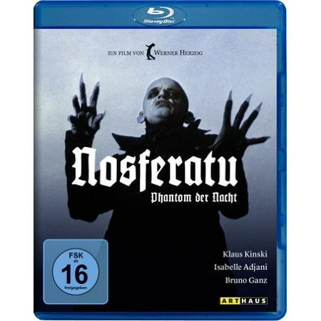 Nosferatu the Vampyre (1922) ( Nosferatu: Phantom der Nacht ) [ NON-USA FORMAT, Blu-Ray, Reg.B Import - Germany ] (Phantom Der Oper-maskenball)