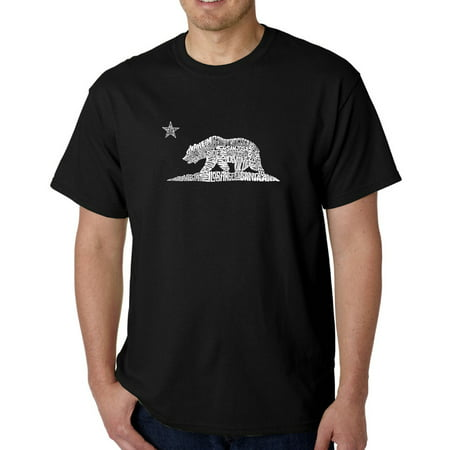 Men's T-Shirt - California - Adult Shop Los Angeles