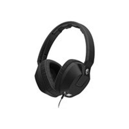 Skullcandy Crusher - Headset - full size - black