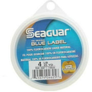 Seaguar Flourocarbon Leader 25 Yards 4 lb