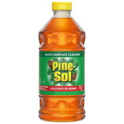 Pine-Sol All Purpose Multi-Surface Disinfectant Cleaner, Original Pine, 40 Ounces