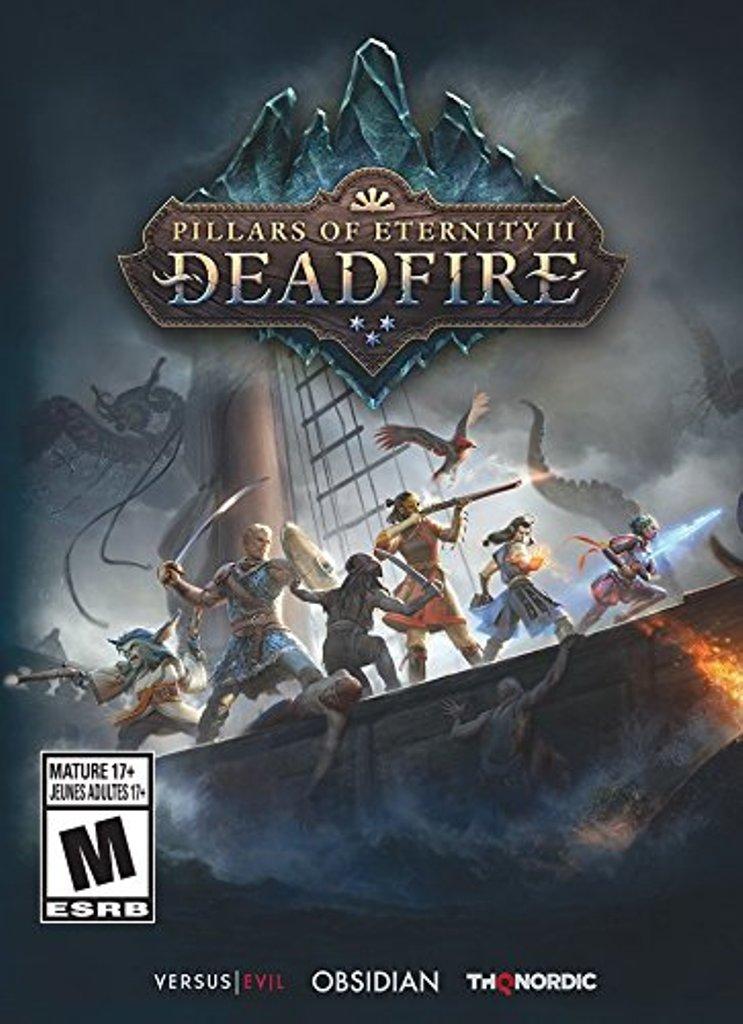 Nordic Pillars of Eternity II: Deadfire (PC)
