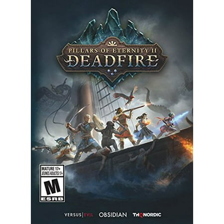 THQ Nordic Pillars of Eternity II: Deadfire (PC)