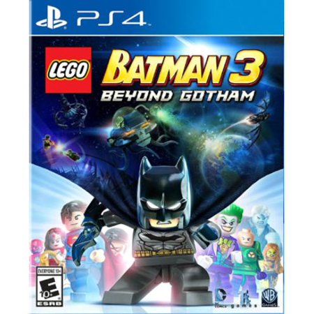 Lego Batman 3 Beyond Gotham Whv Games Playstation 4 883929427406