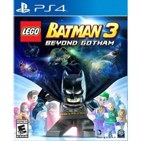 LEGO Batman 3: Beyond Gotham, WHV Games, PlayStation 4, 883929427406