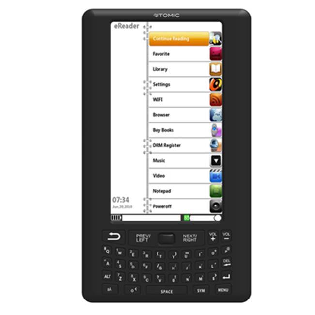 "iTomic IEBR7C 7"" eBook Reader"