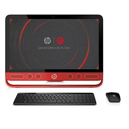 HP ENVY 23xt All-in-One Beats Audio Touchscreen Desktop with Blu-Ray/ Intel i7-4785T processor/1TB SATA 8GB SSHD Drive ( (Hp Beat Audio Tablet)