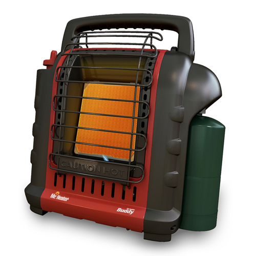 "Mr Heater Portable ""Buddy"" Indoor-Safe Portable Radiant H..."