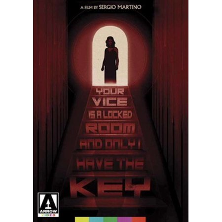 Your Vice is a Locked Room & Only I Have the Key (DVD)