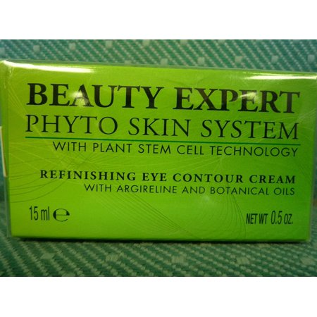 Beauty Stems - Phyto Skin System with Plant Stem Cell Technology Refinishing Eye Contour Cream - 0.5 oz, Beauty Expert Phyto Skin System with Plant Stem Cell Technology.., By Beauty Expert Ship from US