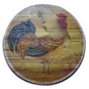 Rooster Lazy Susan by Boston Warehouse - 56618