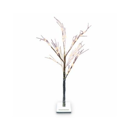 Danson Hong Kong XDHK32153A LED Twig Tree, Brown, 4-Ft. ()