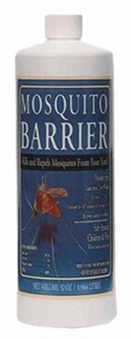 Mosquito Barrier 2001 Liquid Spray Repellent (1-Quart) by Mosquito Barrier