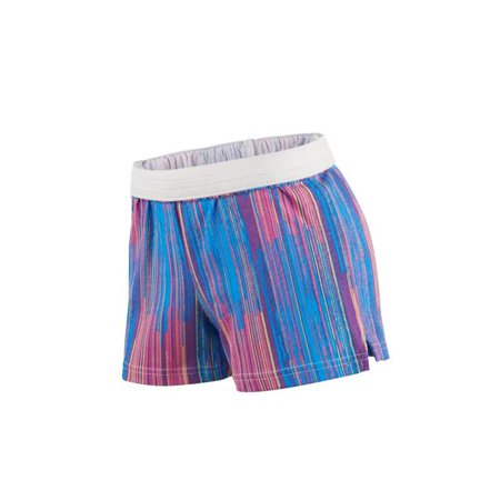Girls Authentic Low Rise Short, Linear Run - Extra Small - image 1 de 1