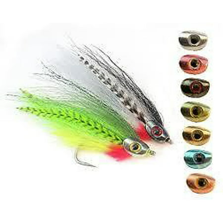 Fish Skull Weighted Heads 7 Assorted Colors Sizes
