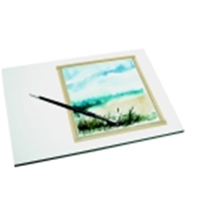 Grafix Incredible Light-Weight Moisture Proof Art Board, 16 x 24 in.