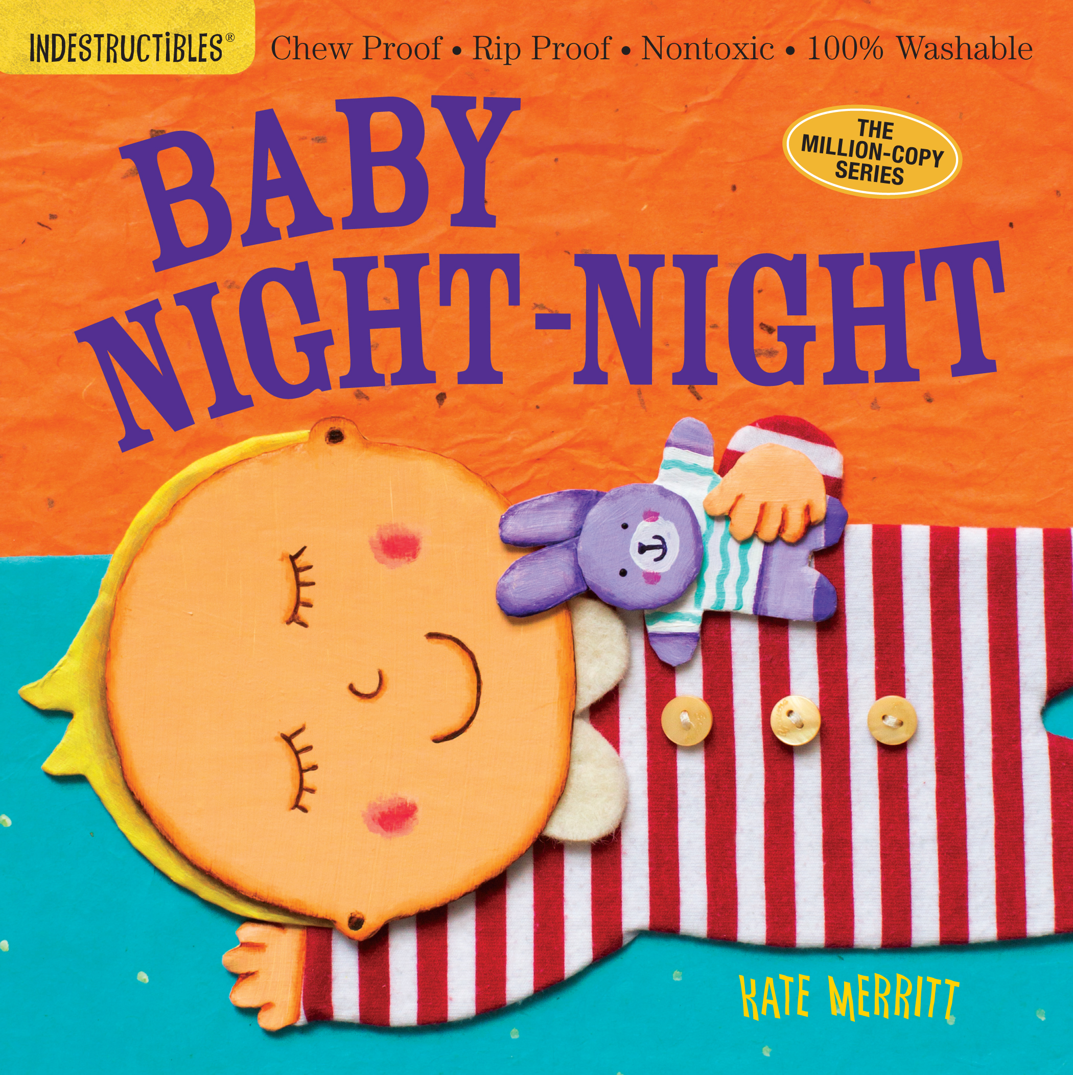 Indestructibles: Baby Night-Night - Paperback