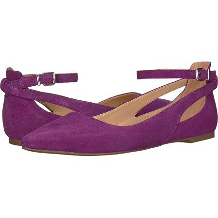 40b00a23c53 Franco Sarto Womens Sylvia Pointed Toe Ankle Strap Espadrille Flats