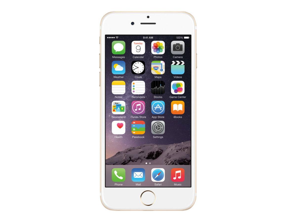 d507c0db659 Apple iPhone 6 64GB GSM 4G LTE Smartphone (Unlocked) - Walmart.com