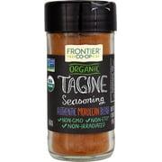 Frontier Seasoning Organic, Tagine, 1.9 Oz