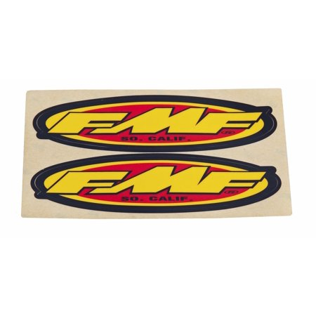FMF Racing 014802 Big Don Front Fender Sticker Kit