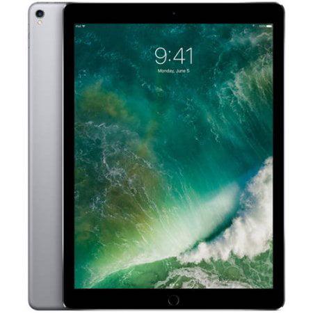 Refurbished Apple 12.9-inch iPad Pro Wi-Fi 256GB Space Gray by Apple