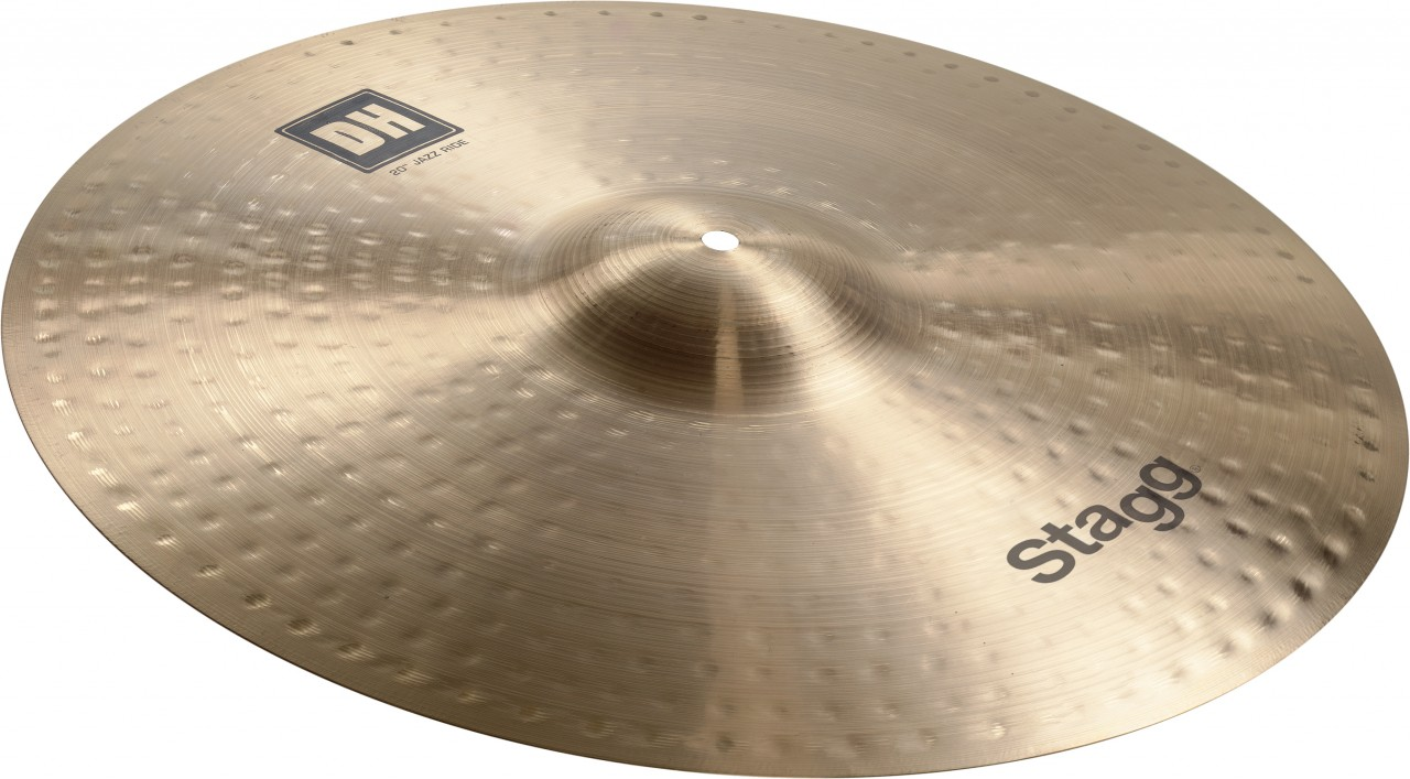 """Stagg DH-RJ20R DH Series 20"""" Regular Jazz Ride Cymbal by Overstock"""