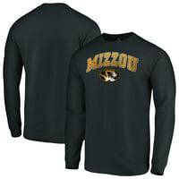 Missouri Tigers Fanatics Branded Campus Long Sleeve T-Shirt - Black