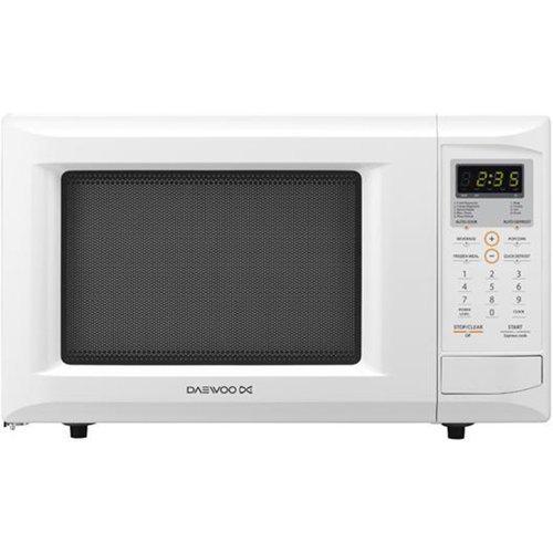 Daewoo 0.9 cu ft Microwave Oven, White - Walmart.com