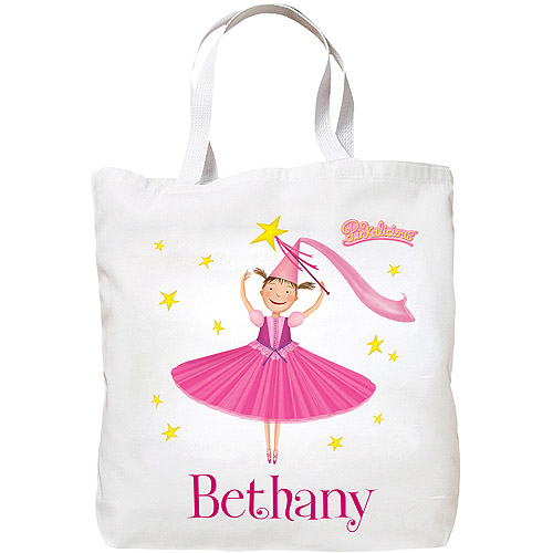 Personalized Pinkalicious Princess Ballet Tote Bag