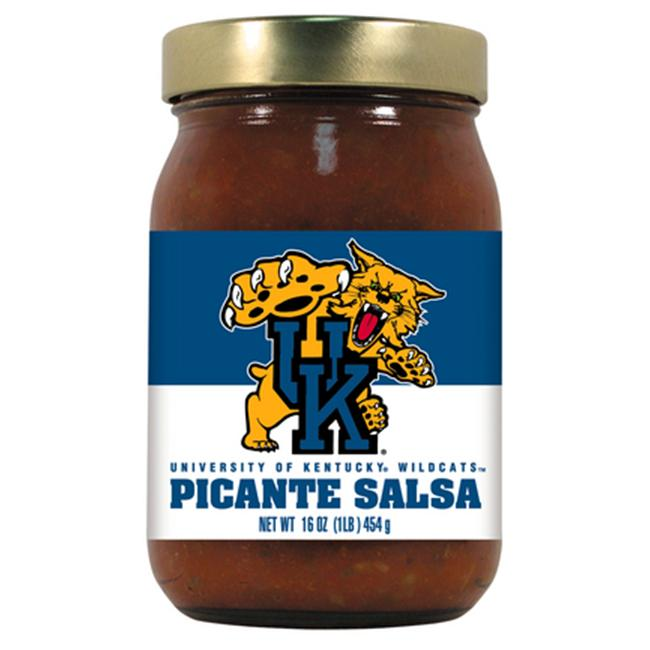 Kentucky Wildcats NCAA Picante Salsa - 16oz