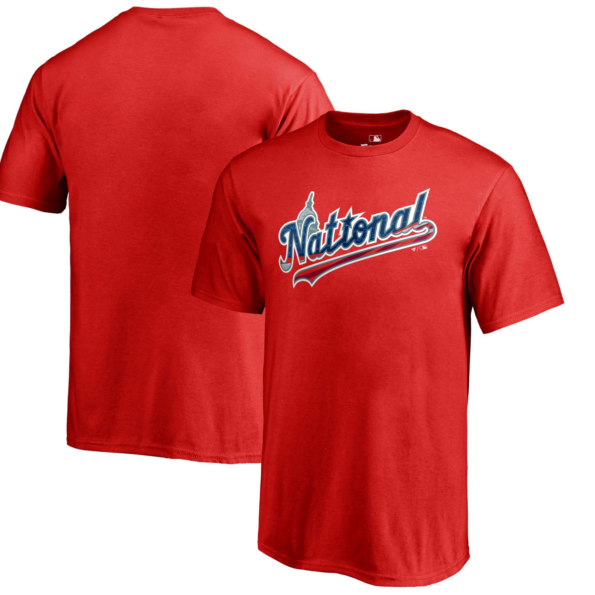 Youth Fanatics Branded 2018 All-Star Game National League T-Shirt - Red