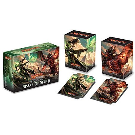 Nissa VS Ob Nixilis Duel Deck Box For Magic the Gathering Ultra Pro (Ultra Pro Mtg Pro Tower Deck Box)