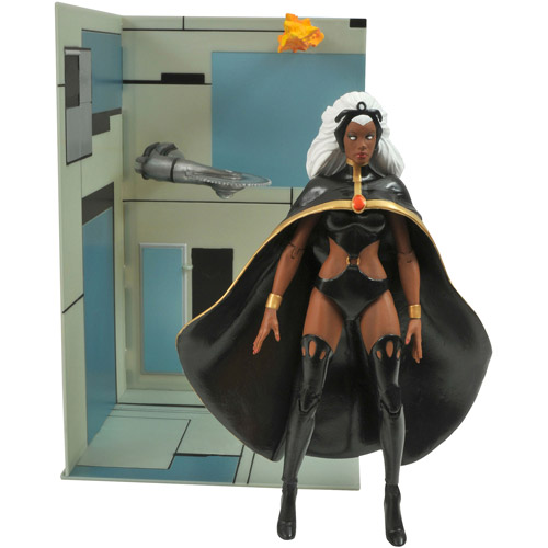 Diamond Select Toys Marvel Select Storm Action Figure