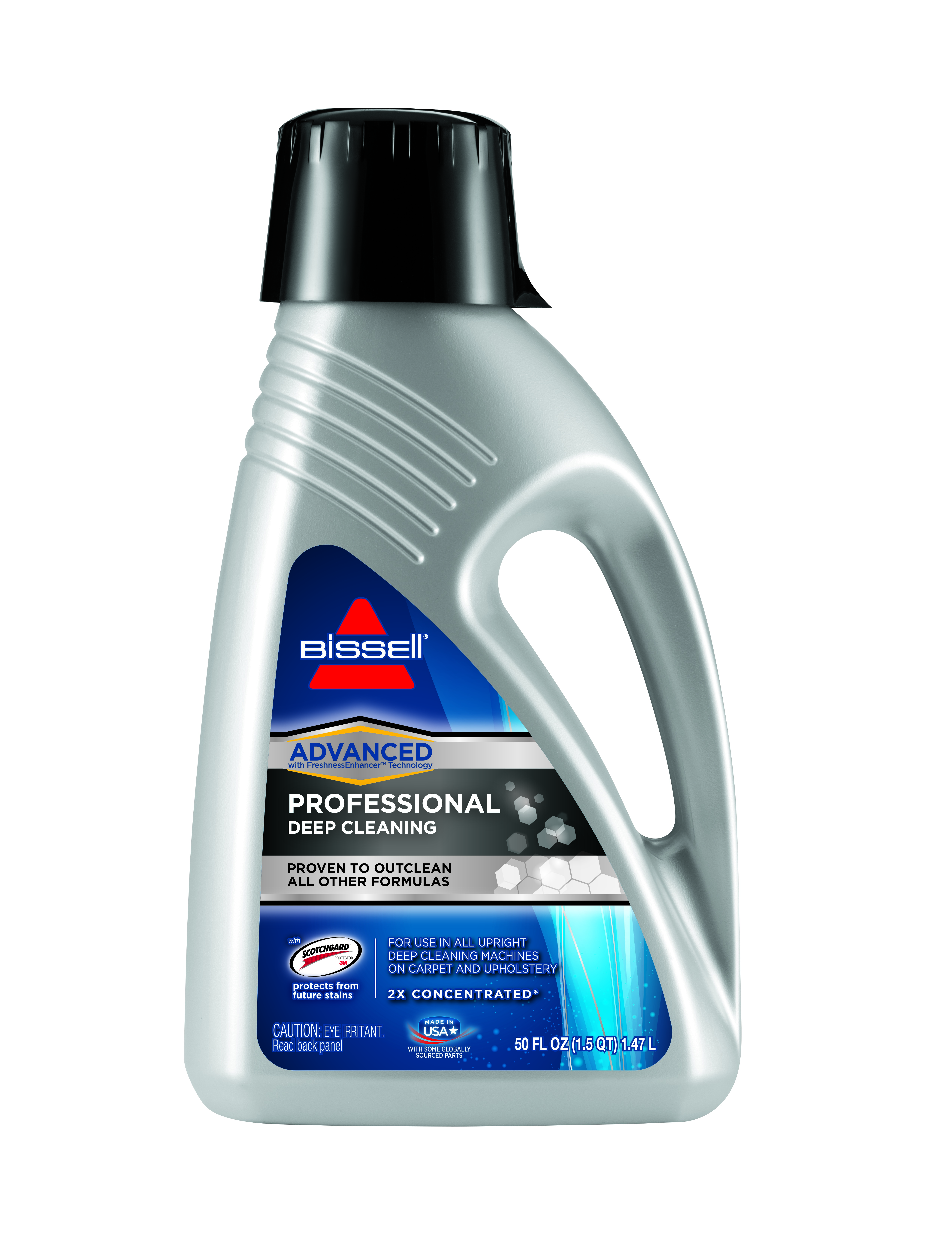 Bissell 2x Professional Deep Cleaning Carpet Washer Formula