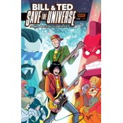 Bill & Ted Save the Universe #5 - eBook
